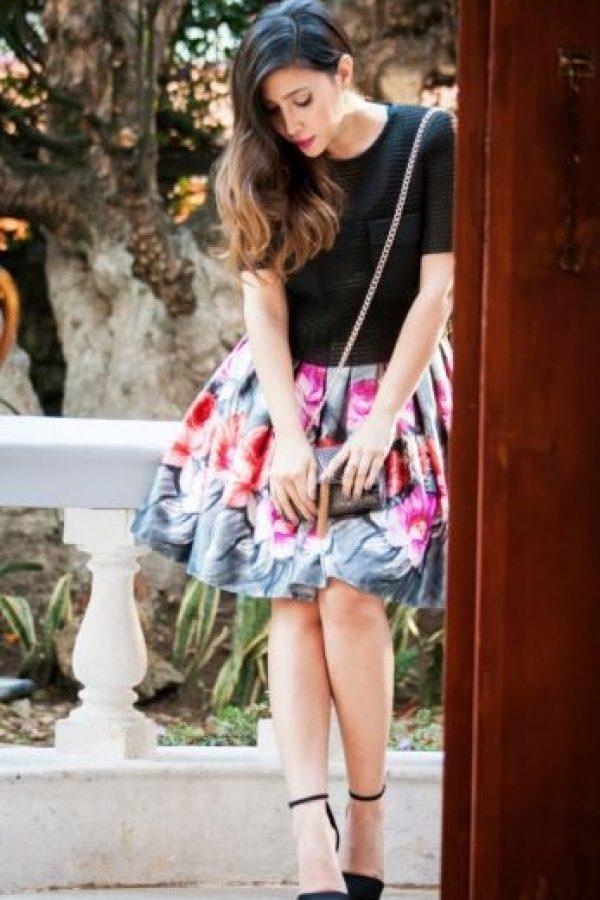 """Ita es """"insider"""" de la industria y es vocera de varias marcas de moda. Foto:Zico Rodríguez/De la Moda y otros Demonios"""