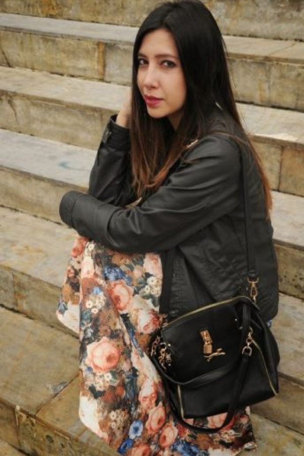 Es uno de los blogs más seguidos en su país y Latinoamérica. Ita no solo impacta por sus looks. En su blog se hablan de todos los temas, hasta de política. Foto:Zico Rodríguez/De la Moda y otros Demonios