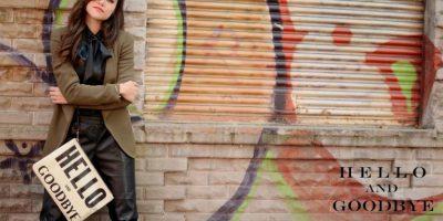 """Ella es Gaby Gómez, la popular bloguera de """"Moda Capital"""". Es mexicana y está en sus veintes. Foto:Moda Capital"""