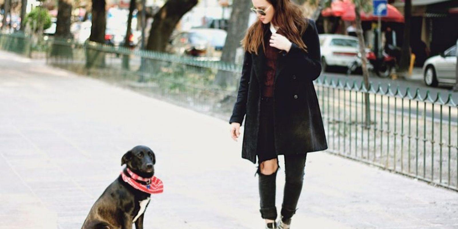 Tiene más de 10 mil seguidores. También es modelo. Foto:Miss Monroe