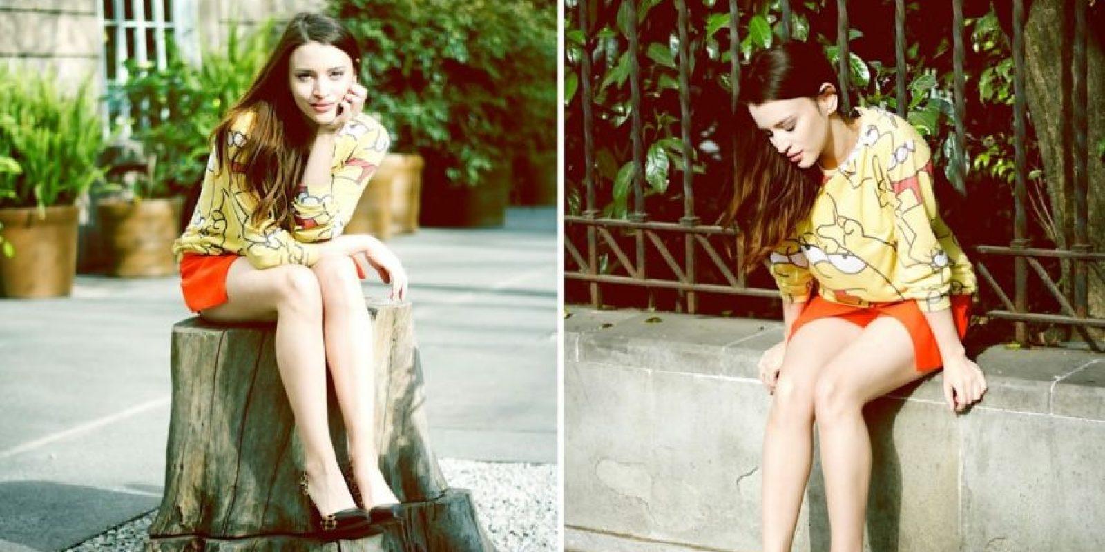 Afirma que lucir moda no se trata de marcas sino de actitud y personalidad. Foto:Miss Monroe