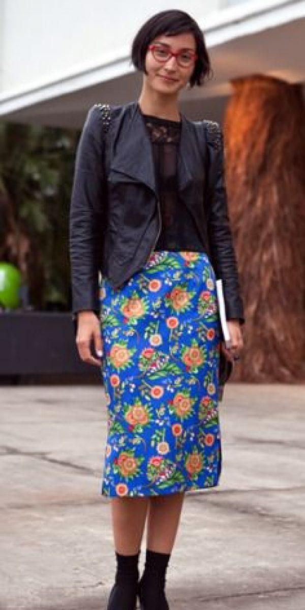 Majo Arévalo comenzó con un blog y hoy es la fundadora de uno de los portales de moda más importantes: Viste la Calle Foto:Elle