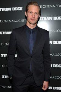 """¿Por qué?: ¿Lo han visto tener sexo en """"True Blood""""? ¿Lo han visto interpretar a fríos personajes con mucha malignidad y control y mucha elegancia? Bueno, busquen en Youtube y… Foto:Getty Images"""