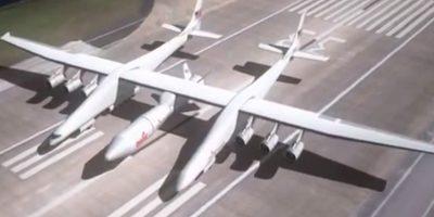 Se utilizará para lanzar cohetes Foto:Vulcan Inc. / Youtube