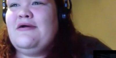 """""""Nutty Madam"""" es una fan cuyo video se hizo viral Foto:NuttyMadam/Youtube"""