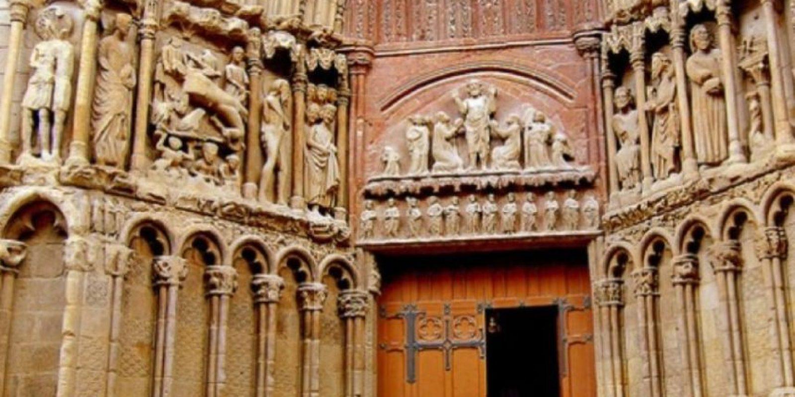 10. Dentro de una iglesia Foto:Wikimedia