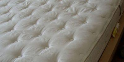 5. Un cadáver dentro del colchón Foto:Wikipedia