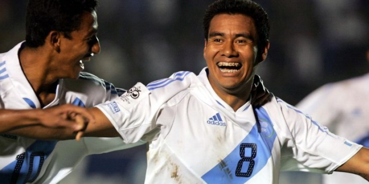 El exfutbolista Gonzalo Romero buscará la alcaldía capitalina