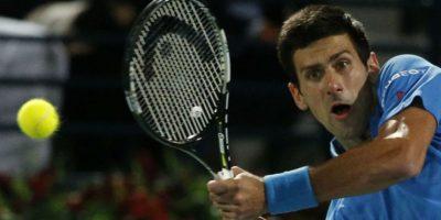Novak Djokovic y Roger Federer van por el premio grande en Dubái