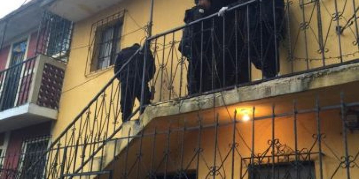 Policía evita así la muerte de 60 personas