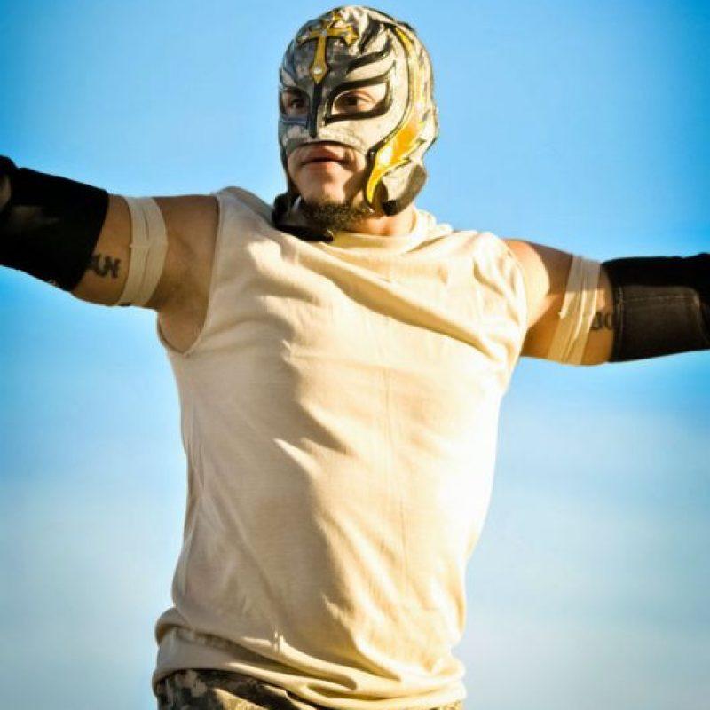 Ganó el Campeonato de la WWE Foto:Wikimedia/ Alexander Vaughn