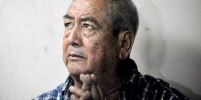 El narcotraficante Waldemar Lorenzana podría tener Alzheimer