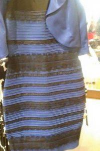 """#TheDress: ¿De qué color es el vestido? La pregunta que """"rompió"""" internet durante la noche del jueves Foto:Tumblr"""