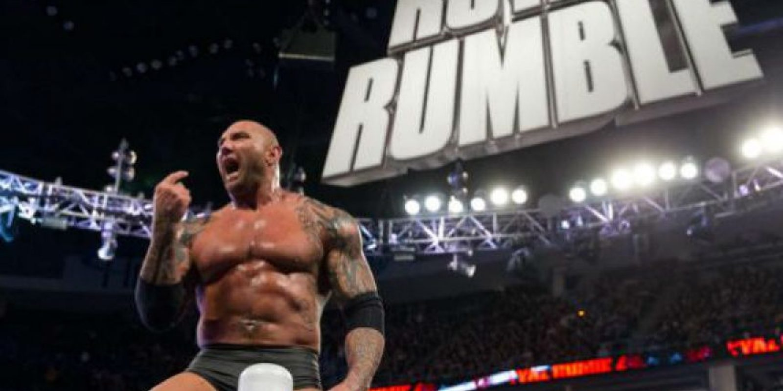 El año pasado no fue bien recibido por el público de la WWE Foto:WWE
