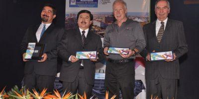 Fotos: Conoce los sellos que celebran a Guatemala como Capital Iberoamericana de la Cultura 2015