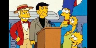 Otras series en las que Leonard Nimoy llevó a