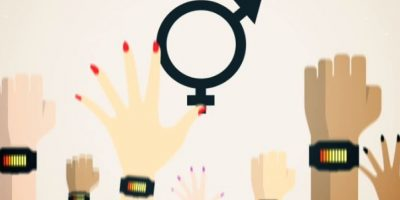 Y para las mujeres que estaban interesadas, es un dispositivo unisex. Foto:YouTube/wankband