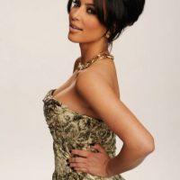 En 2010, así lució la celebrity durante los People Choice Awards Foto:Getty Images