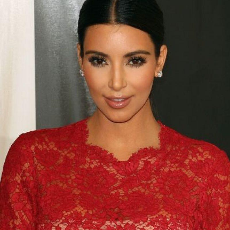 """En 2012, lució este atuendo para la presentación de la fragancia """"True Reflection"""" Foto:Getty Images"""