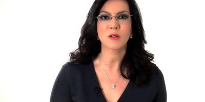 VIDEO. Zury Ríos responde los mensajes de los guatemaltecos con nuevo video