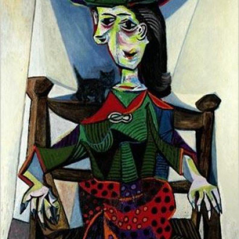 """""""Dora Maar au Chat"""" de Pablo Picasso"""
