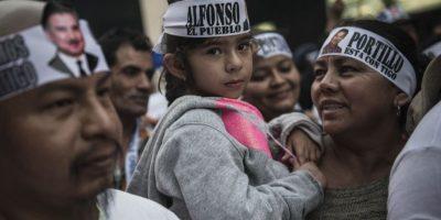 GALERÍA: Lo que no viste de la llegada de Portillo