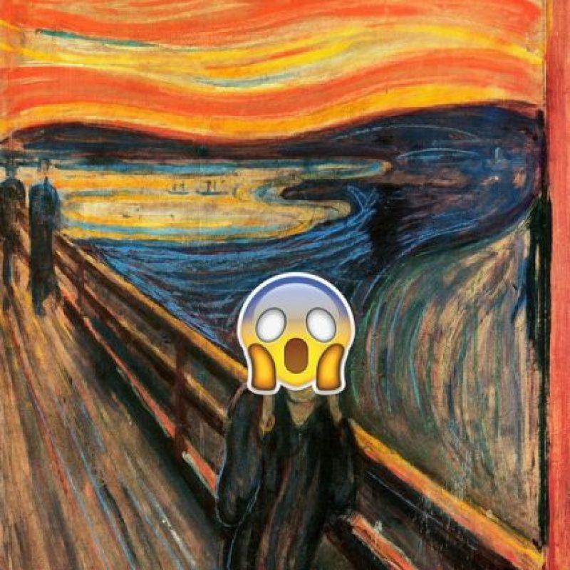 """El grito"" de Edvard Munch Foto:Robert Macklin / Wikimedia Commons"