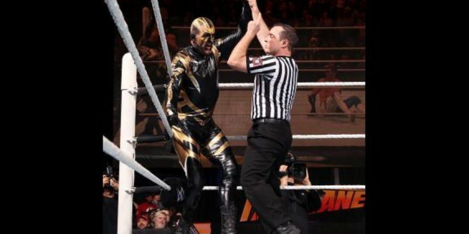 Goldust venció a su hermano Foto:WWE