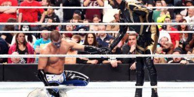 Aunque eran pareja Foto:WWE