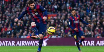 Messi es considerado uno de los mejores futbolistas de la actualidad y de la historia del fútbol Foto:Getty