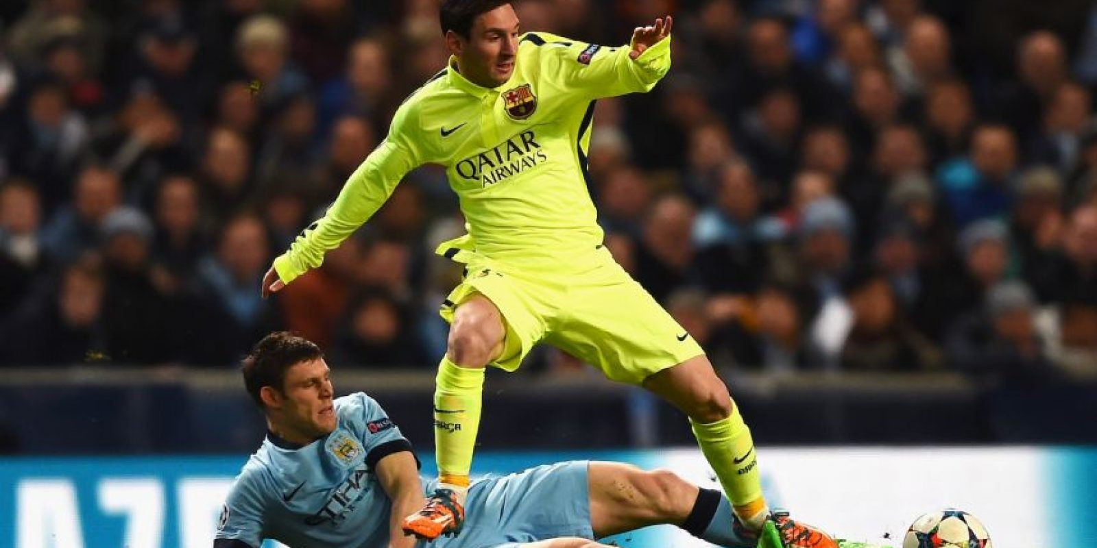 Es el líder del Barcelona Foto:Getty