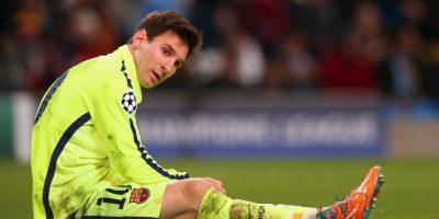 Es el líder del Barcelona