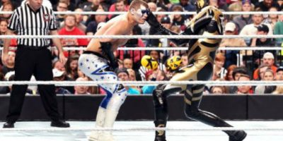 Y se enfrentaron en Fast Lane Foto:WWE