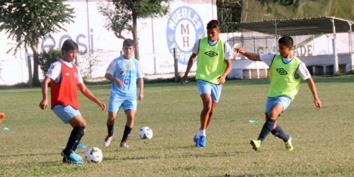 Selección Sub-17 abrirá el Premundial de la Concacaf