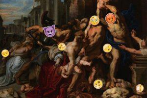"""La masacre de los inocentes"" de Peter Paul Rubens Foto:Robert Macklin / Wikimedia Commons"