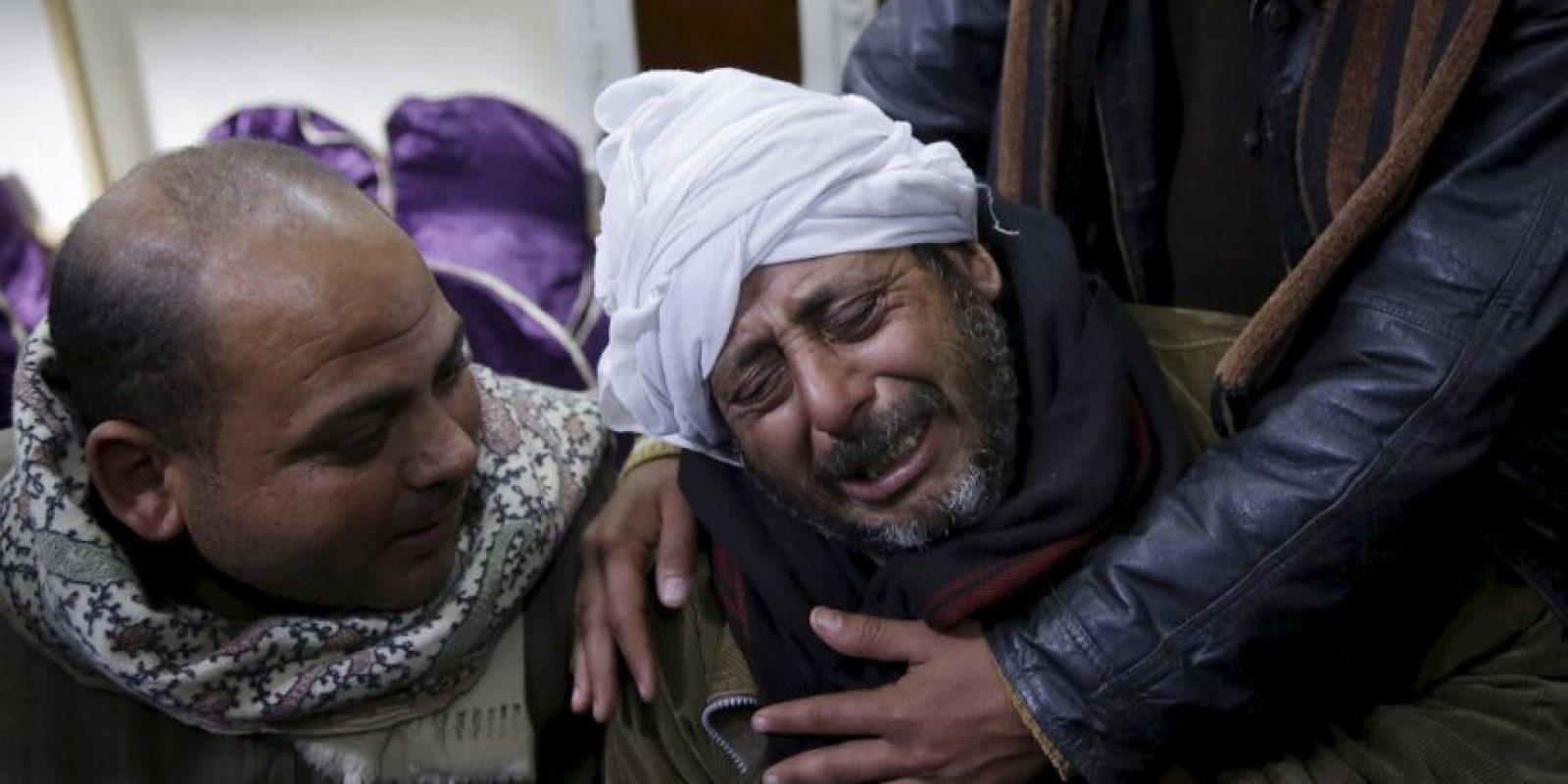 11. Dos periodistas estadounidenses fueron decapitados y sus videos fueron publicados en Internet. Foto:AP