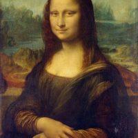 """""""La Gioconda"""" de Leonardo da Vinci"""