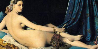 """La grand odalisque"" de Jean Auguste Domenique Ingres"