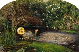 """Ofelia"" de Sir John Everett Millais Foto:Robert Macklin / Wikimedia Commons"