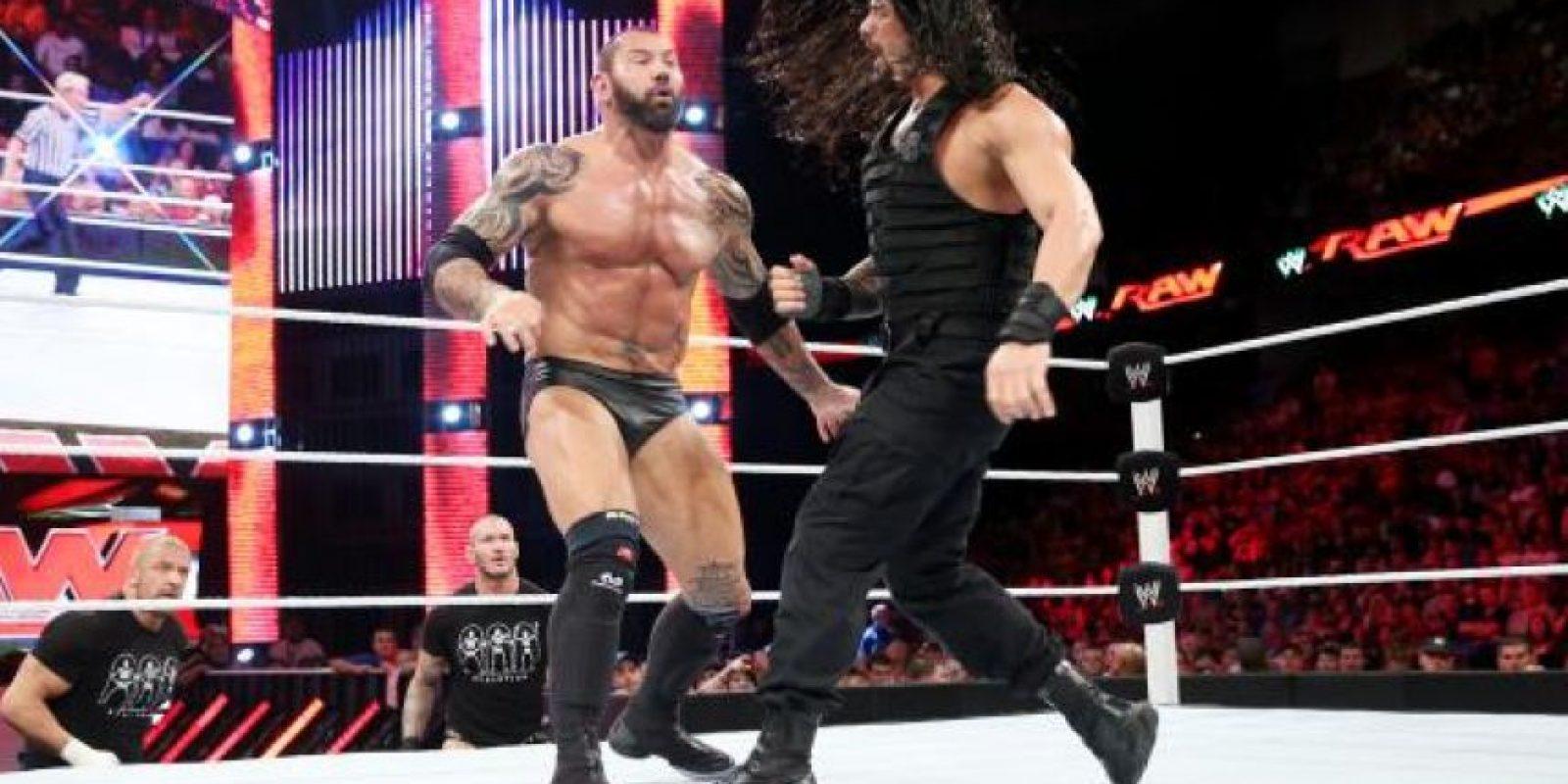 Tiene 46 años Foto:WWE