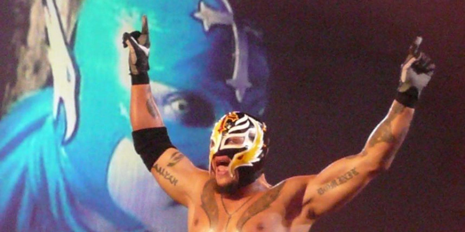 También conquistó el campeonato interncontinental de la WWE en dos ocasiones Foto:Wikimedia/ Will Beardmore