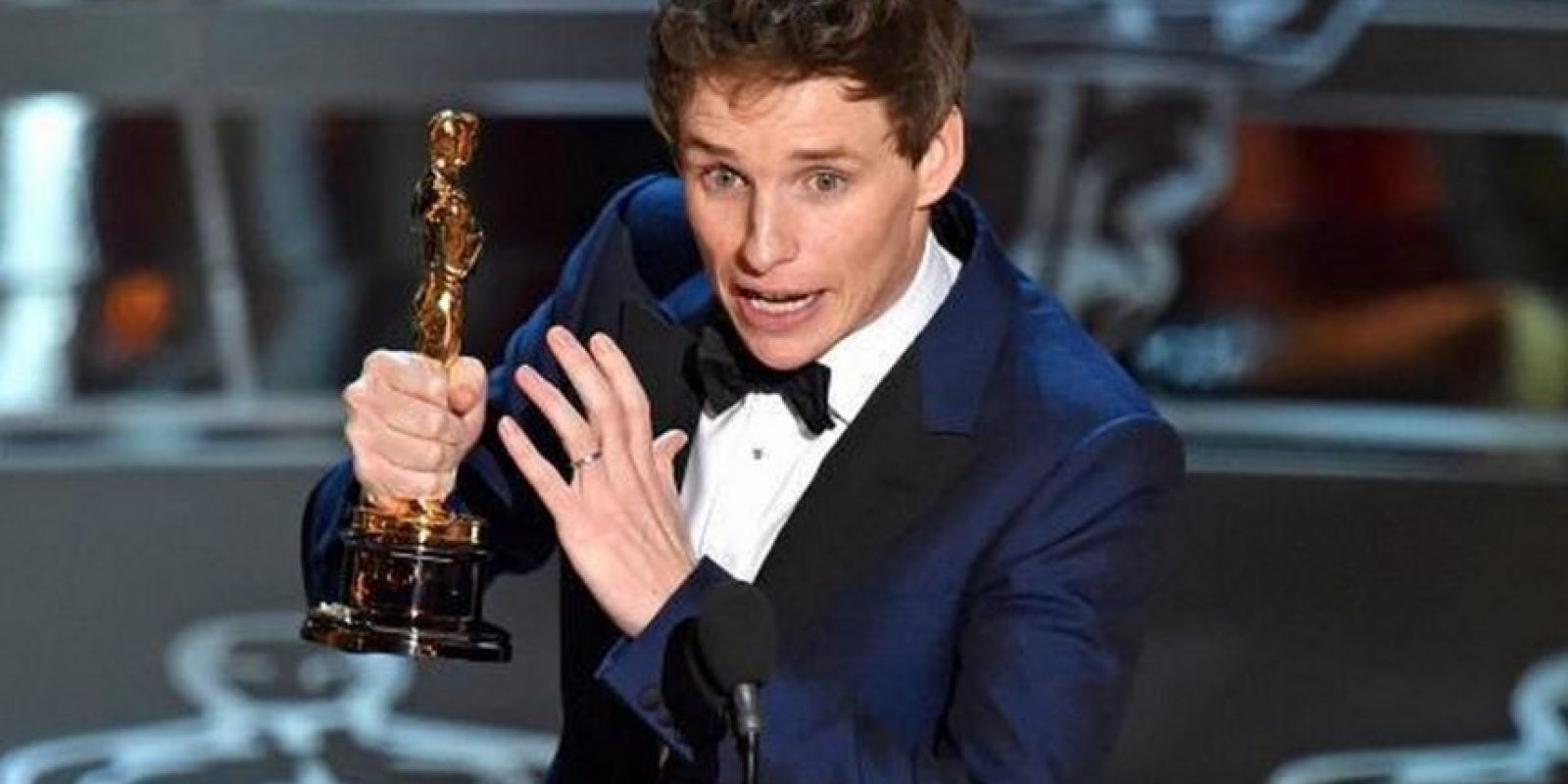 Redmayne actuó con el National Youth Music Theatre y realizó su debut profesional en la obra Noche de reyes en el Middle Temple Hall en 2002 Foto: Getty Images