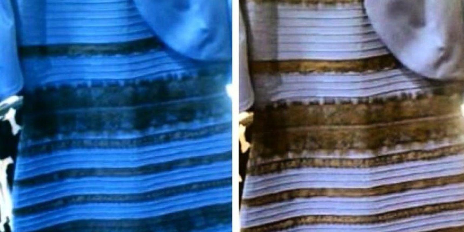 Ya se sabe cuál es el color de este vestido. Foto:Tumblr