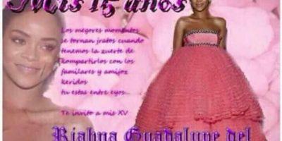 """En Latinoamérica hicieron su """"fiesta de 15"""" Foto:Twitter"""