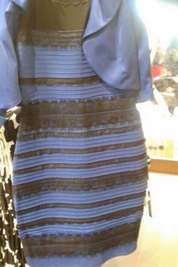 ¿De qué color lo ven? Foto:Tumbrl