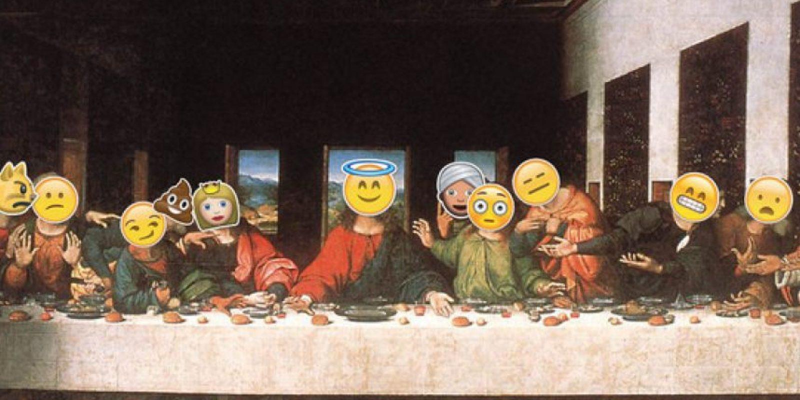"""La última cena"" de Leonardo da Vinci Foto:Robert Macklin / Wikimedia Commons"