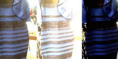FOTO:  Este es el color real del vestido más famoso del mundo