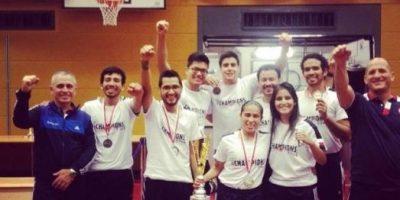 Cheili González y el equipo nacional destacan en el Abierto de Karate de Suiza