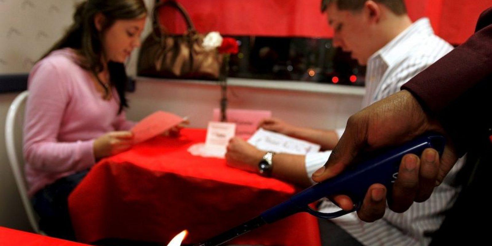 9. Podrás usar los tacones más altos que quieras, se compartió en Cosmopolitan. Foto:Tumblr.com/tagged-pareja-alto