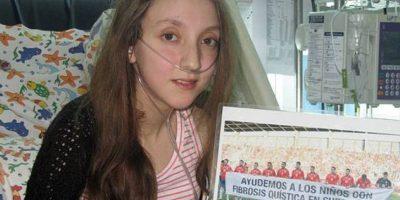 Bachelet visita a la joven enferma que le pidió autorización para morir